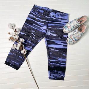 Calvin Klein Performance Marble Leggings